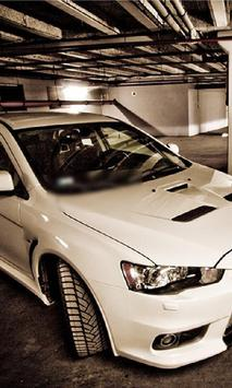 Jigsaw Puzzles HD Mitsubishi Lancer Evo X screenshot 1