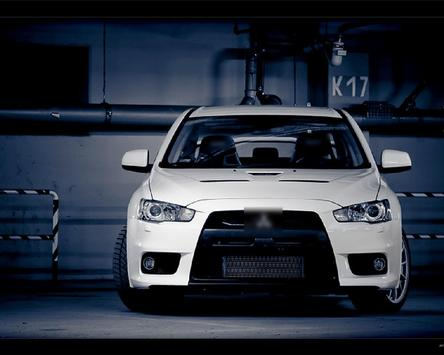 Jigsaw Puzzles HD Mitsubishi Lancer Evo X screenshot 4