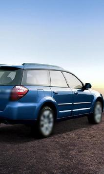 Jigsaw Puzzles HD Subaru Outback poster