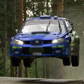 Jigsaw Puzzles HD Subaru Legacy WRC icon