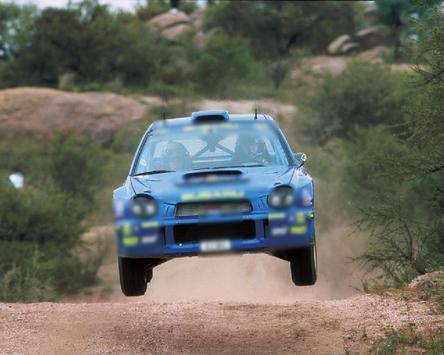 Jigsaw Puzzles HD Subaru Legacy WRC screenshot 4