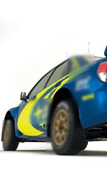 Jigsaw Puzzles HD Subaru Legacy WRC poster