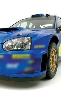 Jigsaw Puzzles HD Subaru Legacy WRC screenshot 1