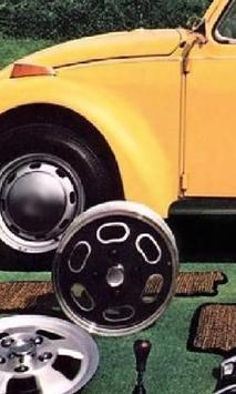 Jigsaw Puzzles HD Volkswagen Beetle screenshot 1