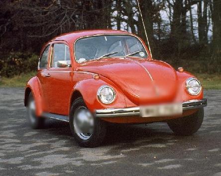 Jigsaw Puzzles HD Volkswagen Beetle screenshot 2