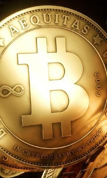 Bitcoin Theme Wallpapers poster