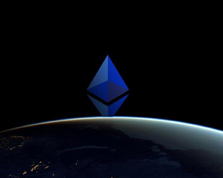 Ethereum Theme apk screenshot