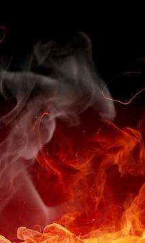 Live Wallpaper Fire And Ice screenshot 1