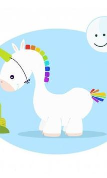 Pony Sketch ART Screen Theme screenshot 1