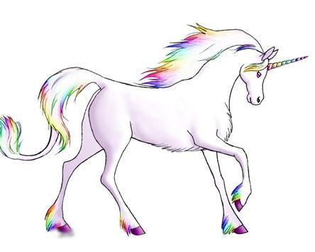Pony Sketch ART Screen Theme screenshot 3
