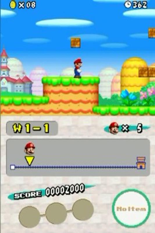 new super mario bros apk download