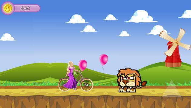Princess Ride Bike screenshot 17