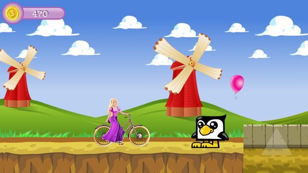 Princess Ride Bike screenshot 5