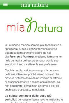 Mia Natura poster