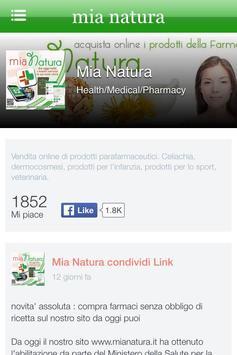 Mia Natura apk screenshot