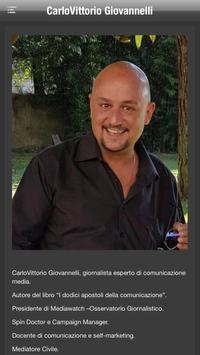 CV Giovannelli poster