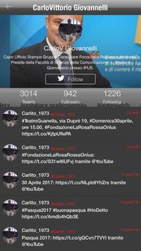 CV Giovannelli screenshot 1