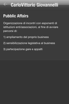 CV Giovannelli screenshot 5
