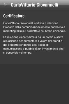 CV Giovannelli App apk screenshot