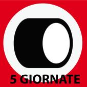 Frigerio Gomme V Giornate icon
