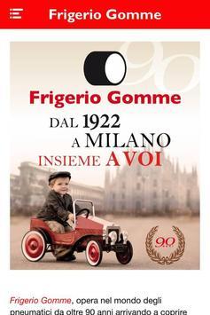 Frigerio Gomme V Giornate poster