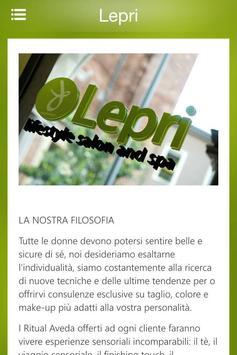 LepriHair&Spa app poster