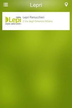 LepriHair&Spa app screenshot 3