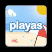 Playas.es icon