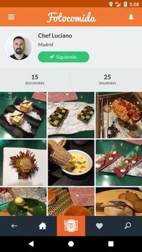GourmetPic apk screenshot