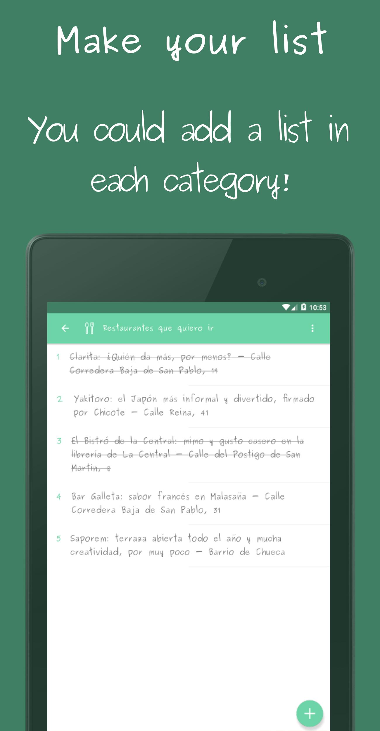 Things To List For Android Apk Download