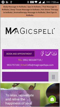 Magicspell poster