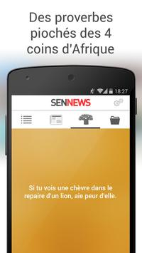 SenNews apk screenshot