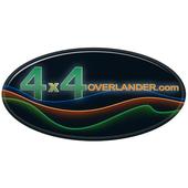4x4 Overlander icon