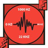 Ultrasonic Sound Generator icon