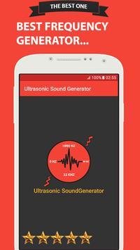 Ultrasonic Sound Generator screenshot 3
