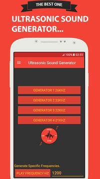 Ultrasonic Sound Generator poster