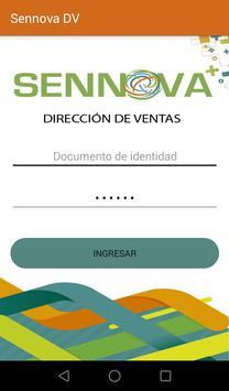 Sennova DV poster