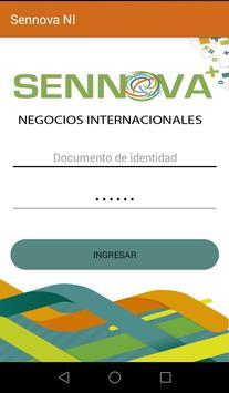 Sennova NI poster