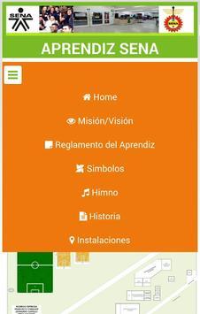 APRENDIZ SENA : INDUCCIÓN screenshot 2