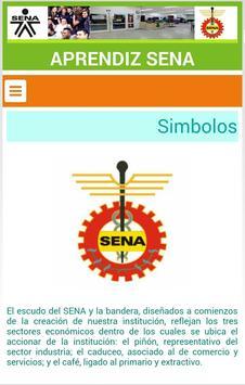 APRENDIZ SENA : INDUCCIÓN screenshot 6