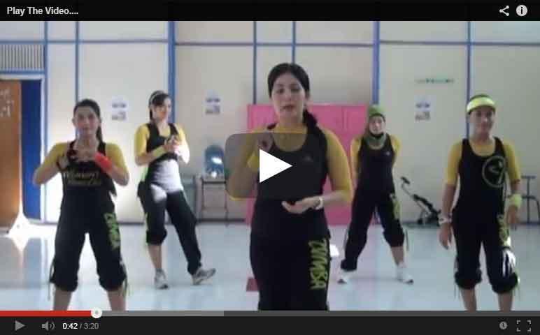 Video senam aerobik download