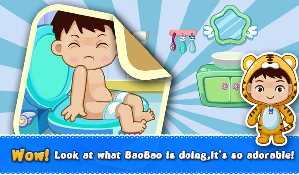 Baby Bathroom apk screenshot