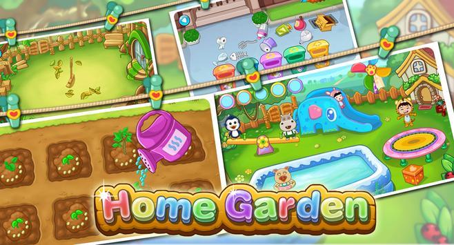 Baby Home Garden apk screenshot