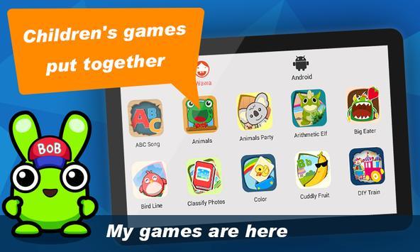 iWawa Games (Kids Games) apk screenshot