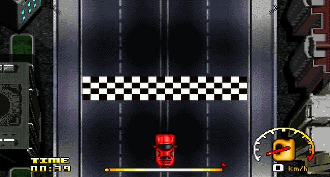 Highway Racing poster