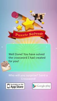 Send A Crossword screenshot 3