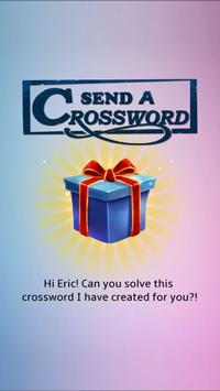 Send A Crossword screenshot 1