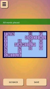 Send A Crossword screenshot 2