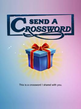Send A Crossword screenshot 6