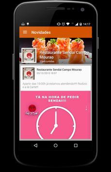 Sendai Restaurante Japonês apk screenshot